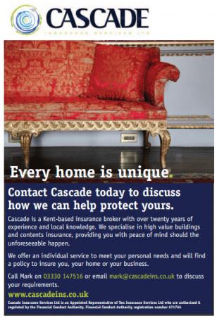 Cascade advertising